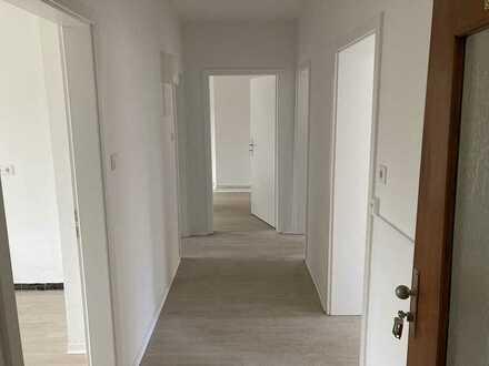 Frisch renovierte 3 Zimmer-Wohnung zentral gelegen!