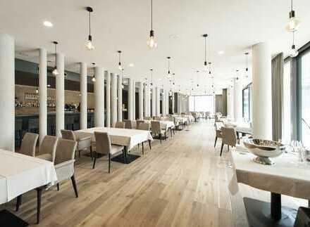 Modernes stilvolles Restaurant in zentraler Lage zu vermieten- Preis auf Anfrage!