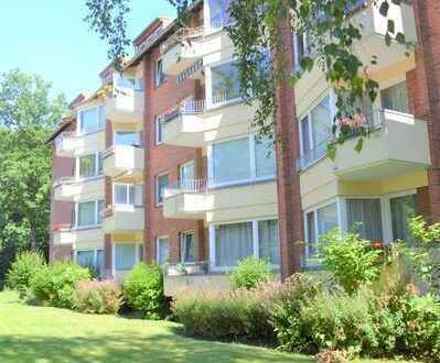 Wohnen im schönen Hamburg- Bahrenfeld mit Balkon und Tiefgarage!