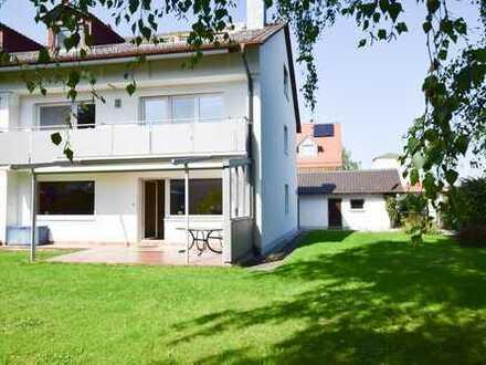 RESERVIERT - Gilching West - Fast wie ein Haus - XXL Maisonette Wohnung in Ortsrandlage