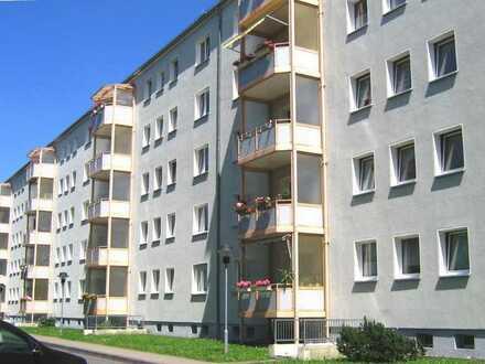 2-Raumwohnung am Sachsenplatz