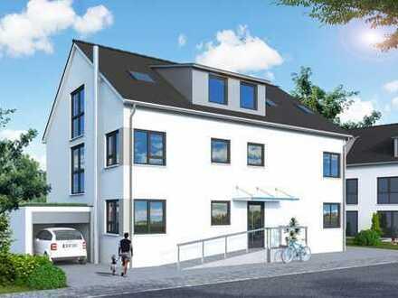 NEUBAU-3-Familienhaus in ruhiger Wohnlage in Wendlingen