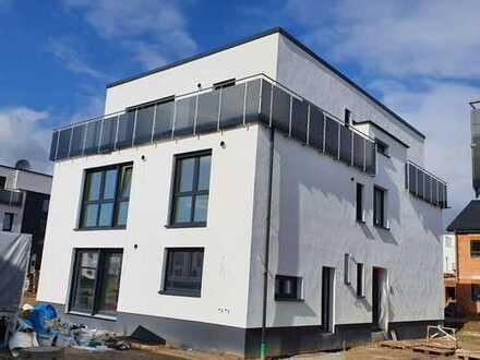 PENTHAUS 3 ZIMMERWOHNUNG MIT TERRASSE EFFIZIENZHAUS 55 ! NEW 3 ROOM PENTHOUSE EFFICIENCY HOUSE 55