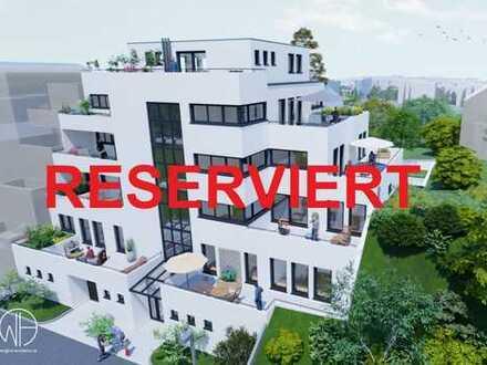 Neubauprojekt in Unterbach – Exklusive 2-Zimmer Gartenwohnung