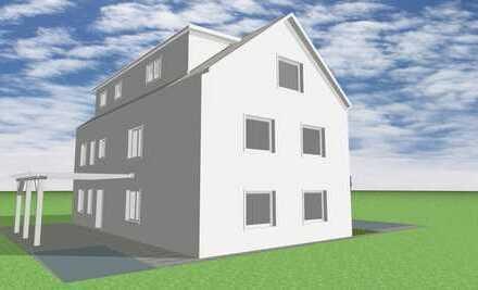Helle 4-Zimmer- Wohnung mit offener Küche, Tageslichtbad & Balkon