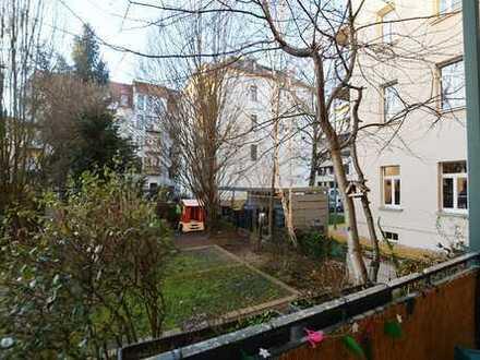 Gemütliche 3-Zimmer-Wohnung in Schleußig