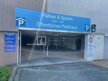 Dortmund-Brackel: Zentrale Parkhausanlage mit 89 Stellplätzen
