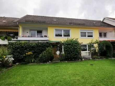 Freundliche 3-Zimmer-EG-Wohnung mit Gartenanteil und Wintergarten in Kaufbeuren in ruhiger Wohnlage