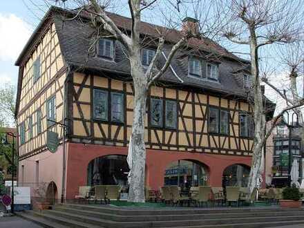 Gemütliche 2 Zi-Whg. im Zentrum von Bensheim