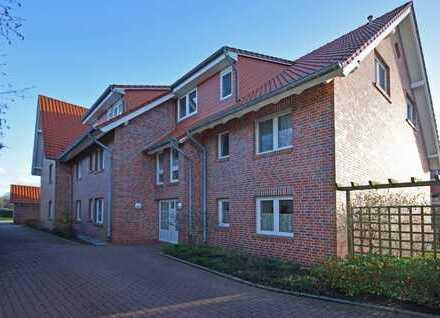 Gepflegte 3-Zimmer-Wohnung mit Balkon und EBK in Norden
