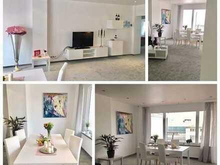 Wohnung auf Zeit für gehobene Mitarbeiter teilmöbliert -schöner Wohnen-