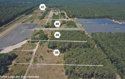 1,5 ha Baugrundstück im Industriegebiet - Fl. 31, Flst. 153 (Tfl.)