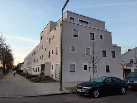 Stilvolle, neuwertige 2-Zimmer-EG-Wohnung mit EBK in 81377, München