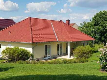 Schönes Einfamilienhaus in traumhafter Blicklage, Bannewitz/Dresden