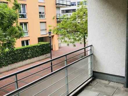 Stilvolle 3 Zimmer Wohnung mit Balkon in bester Lage