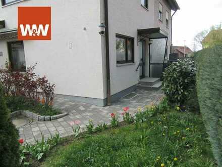 Klein aber Mein! Doppelhaushälfte mit Ausbaupotenzial im DG in Schwann!