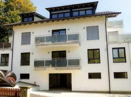 Zentral und dennoch ruhig gelegen– 2-Zimmerwohnung in Deggendorf