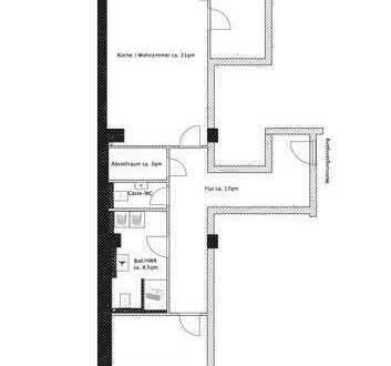 Erstbezug 3-Zimmer-Wohnung in Oldenburg, Ofenerdiek