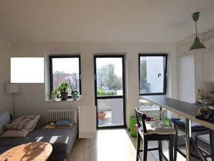 Pfiffige 2 Zimmerwohnung mit Balkon in MA-Lindenhof