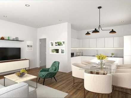 Große 3ZKB Wohnung im OG mit Balkon in Süd-West-Ausrichtung 2min. v. BH Giengen a.d. Brenz
