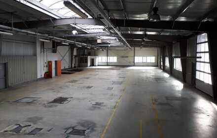 Große Produktions-/ Lagerhalle   Gewerbehöfe Bad Godesberg Nord   PROVISIONSFREI
