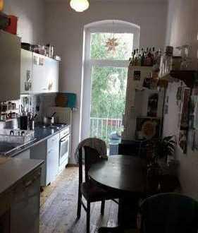 Idyllisches Zimmer mit Gartenblick in ruhiger Lage