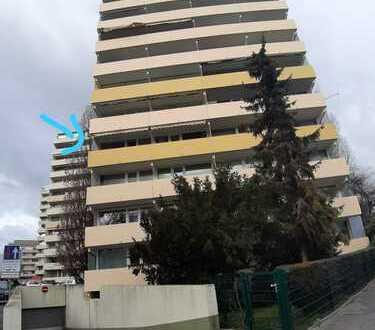 Renovierungsbedürftige Wohnung in Top Lage am Kaiserlei - NUR 300.000 € INKL Stellplatz in TG