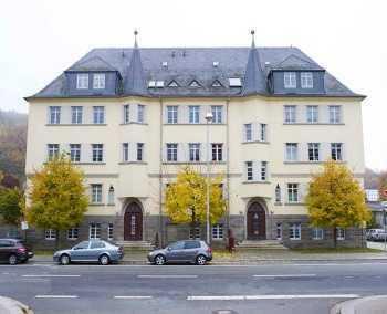 Elsterberg - Büroräume in einer schon vermieteten Einheit in einem Wohn- und Geschäftshaus