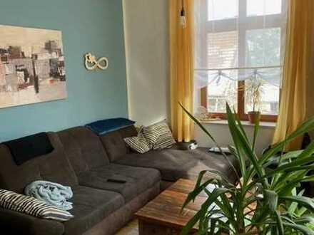 Charmante 3-Zimmer-Wohnung in einem stilvollen Stadthaus in Sonneberg