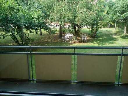 Schöne Erdgeschosswohnung mit Balkon in Hiltrup