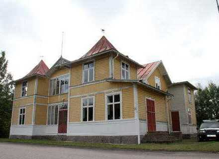Villa Kunterbunt im Herzen von Småland (v. privat)