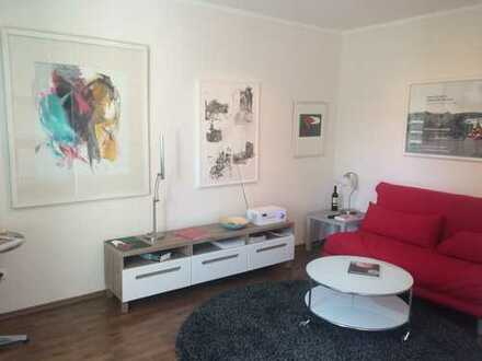 Modern eingerichtete Wohnung in Essen-Rüttenscheid
