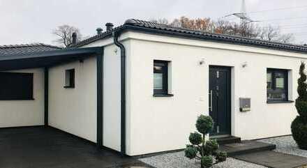 Freistehender moderner Winkelbungalow in Dortmund Hohenbuschei - Provisionsfrei