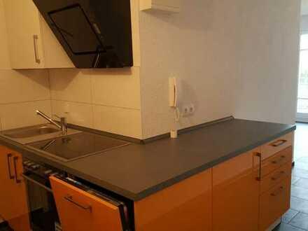 Single Wohnung mit Küche