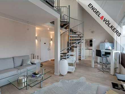 Moderne Maisonettewohnung in Rüttenscheid!
