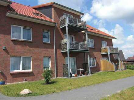 Gemütliche 2-Raum Wohnung in Boizenburg (WE18)