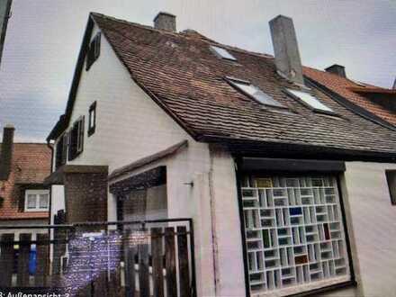 Kleines Haus in Neuhof an der Zenn zu verkaufen!