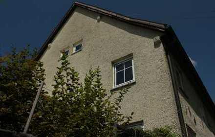 Fachwerkhaus in idyllischer Lage im Donautal