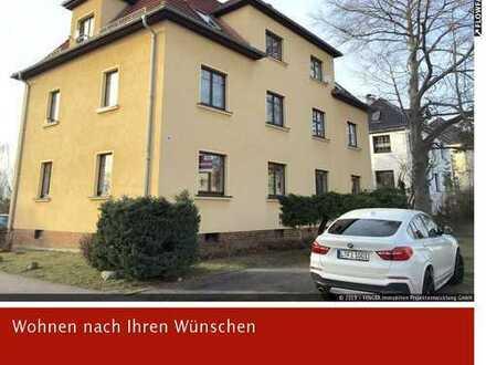 Single-Traum mit Wannenbad,Fenster und Laminat in Leisnig