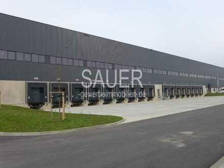 9.300 - 100.000 m² Neubau- Logistikhallen ab 4. Q 2020 an der A13/A10