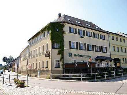 """Hotel mit Gaststätte """"Goldener Löwe"""""""