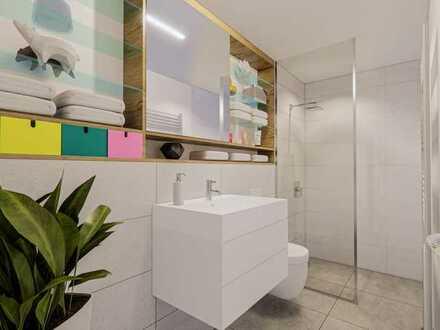 Stylisch für die kleine Familie, Paare und Singles auf 98m² Wohnfläche