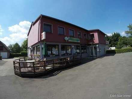 Restaurant/Bistro zu verkaufen auf guter Lage in der Eifel