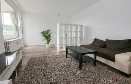 Frisch renovierte 2-Zimmer-Wohnung in Coburg!
