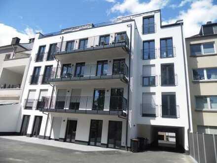 Komfort-Neubau-Parterre-Wohnung mit Terrasse (mit Fahrstuhl) im Kaiserstrassen-Viertel (Arndtstr.)
