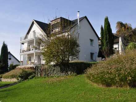 Moderne Villa auf dem Ahlenberg