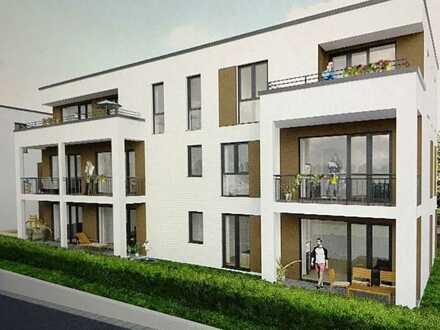 Neuwertige 3-Raum-Penthouse-Wohnung mit Balkon und Einbauküche in Regensburg