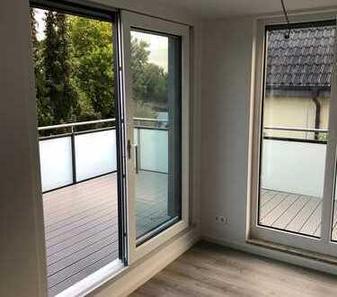 Hochwertig renovierte 3 ZKB in ruhiger Lage mit Balkon