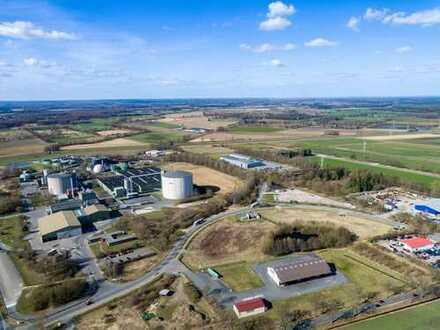 """attraktive Gewerbeflächen in exklusiver Lage im Gewerbegebiet """"Dicktätte"""" in Lüchow (Wendland)"""