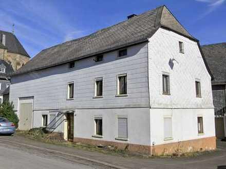 Historisches Bauernhaus in zentraler Ortslage!